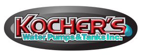 Kocher's Water Pumps & Tanks Inc.